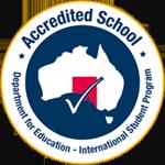 Accredited School | Department for Education | International Student Program